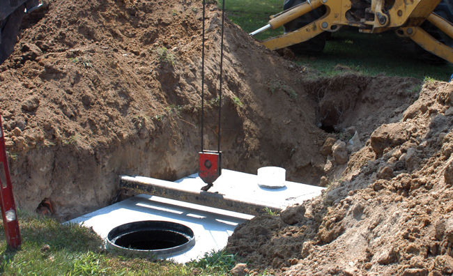 Septic Tank Installation And Repairs